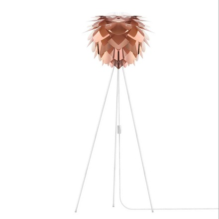 Silvia Luminaire in Copper by Vita