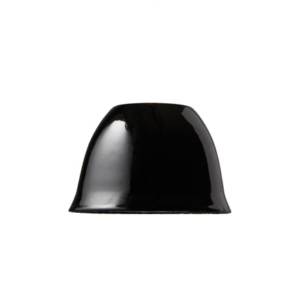 Nook London - Miniature Bell Lampshade, black