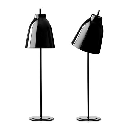 Adjustable Caravaggio Floor Lamp