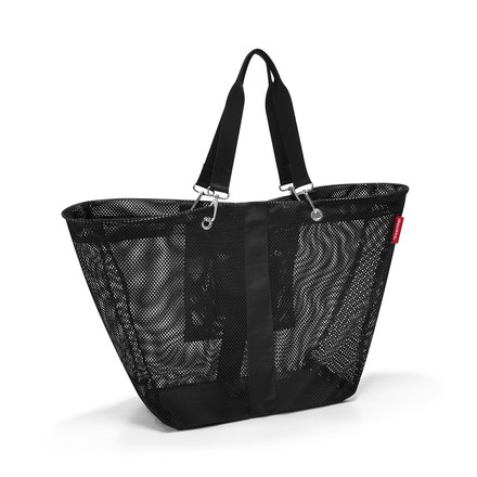 The reisenthel - meshbag L in black