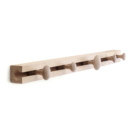 applicata - Track Coat Rack M, oak