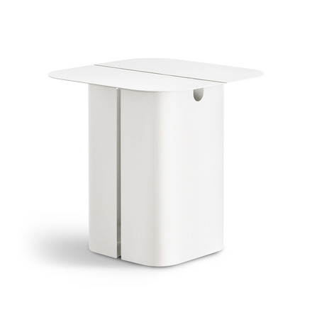 The vonbox - GAP Side Table in white