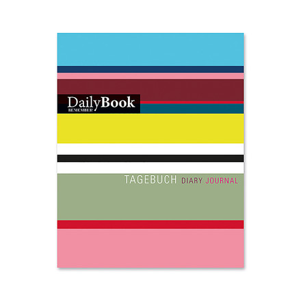 DailyBook Journal by Remember