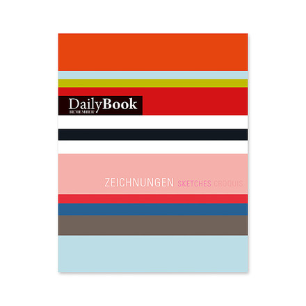 DailyBook Sketch Book by Remember