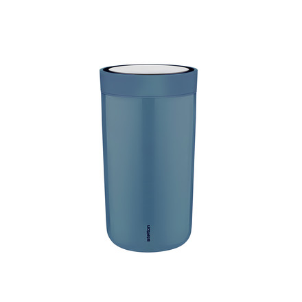 Stelton - To Go Click 0.2 l, dusty blue