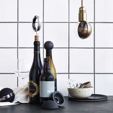 Corkscrew Wine Ball by Rosendahl