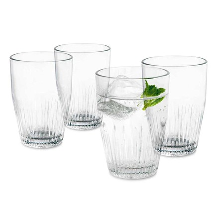 Set of 4 Water Glass 30 cl by Rosendahl