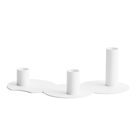 Cluster Candleholder by Woud