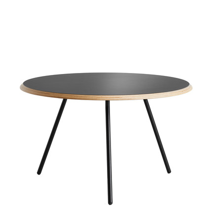 Soround Side table High Fenix by Woud