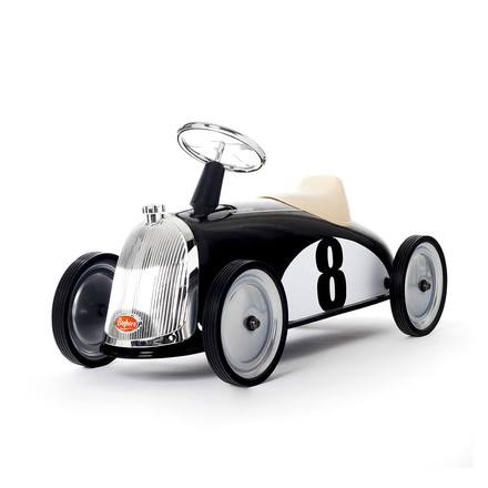 Rider Ride-on by Baghera in black