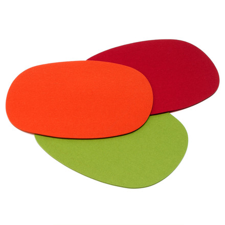 Hey Sign - Table Mat oval, group