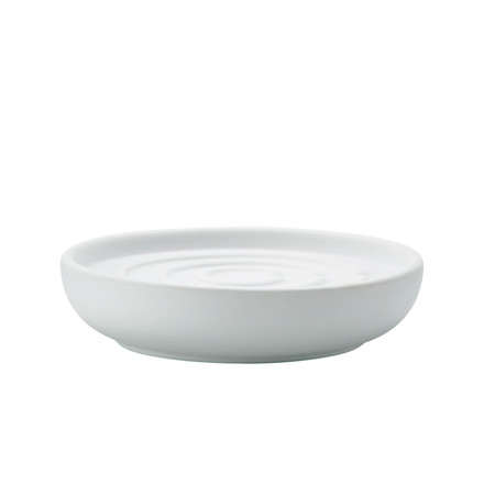 Nova Soap Dish by Zone Denmark in white
