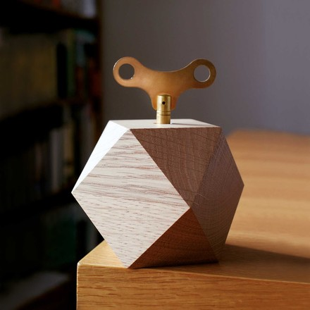 Diamond Music Box by siebensachen: