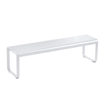 Fermob - Bellevie Bench, cotton white