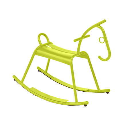 Adada Rocking Horse by Fermob in Vervain