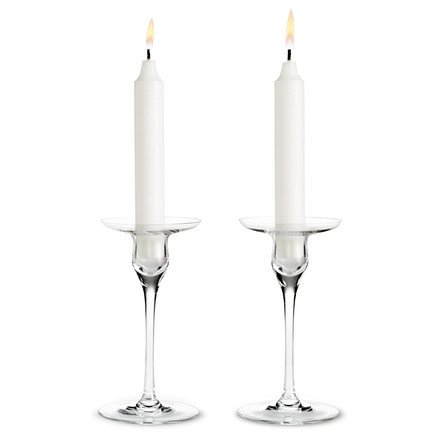 Holmegaard - Cabernet Candle Holder