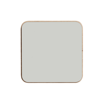 Create Me Lid for Box 12 x 12 cm by Andersen Furniture in Iron Grey