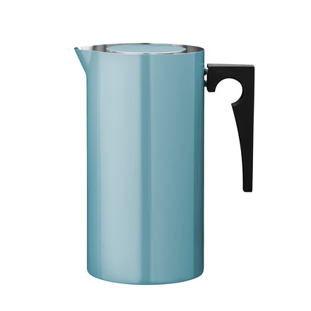 Stelton - Cylinda Line coffee maker 1 l, dusty teal (50th anniversary edition)