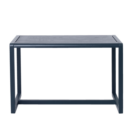 Little Architect Table by ferm Living in Dark Blue