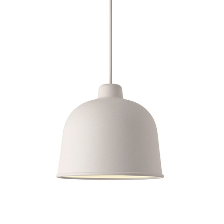 Muuto - Grain Pendant Lamp, white