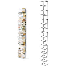 Opinion Ciatti - Ptolomeo Wall-Bookshelf PTW210, black