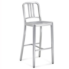 Emeco - Navy Bar Stool, aluminium brushed