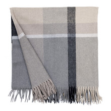 The Manhattan blanket by Elvang in our interior design shop