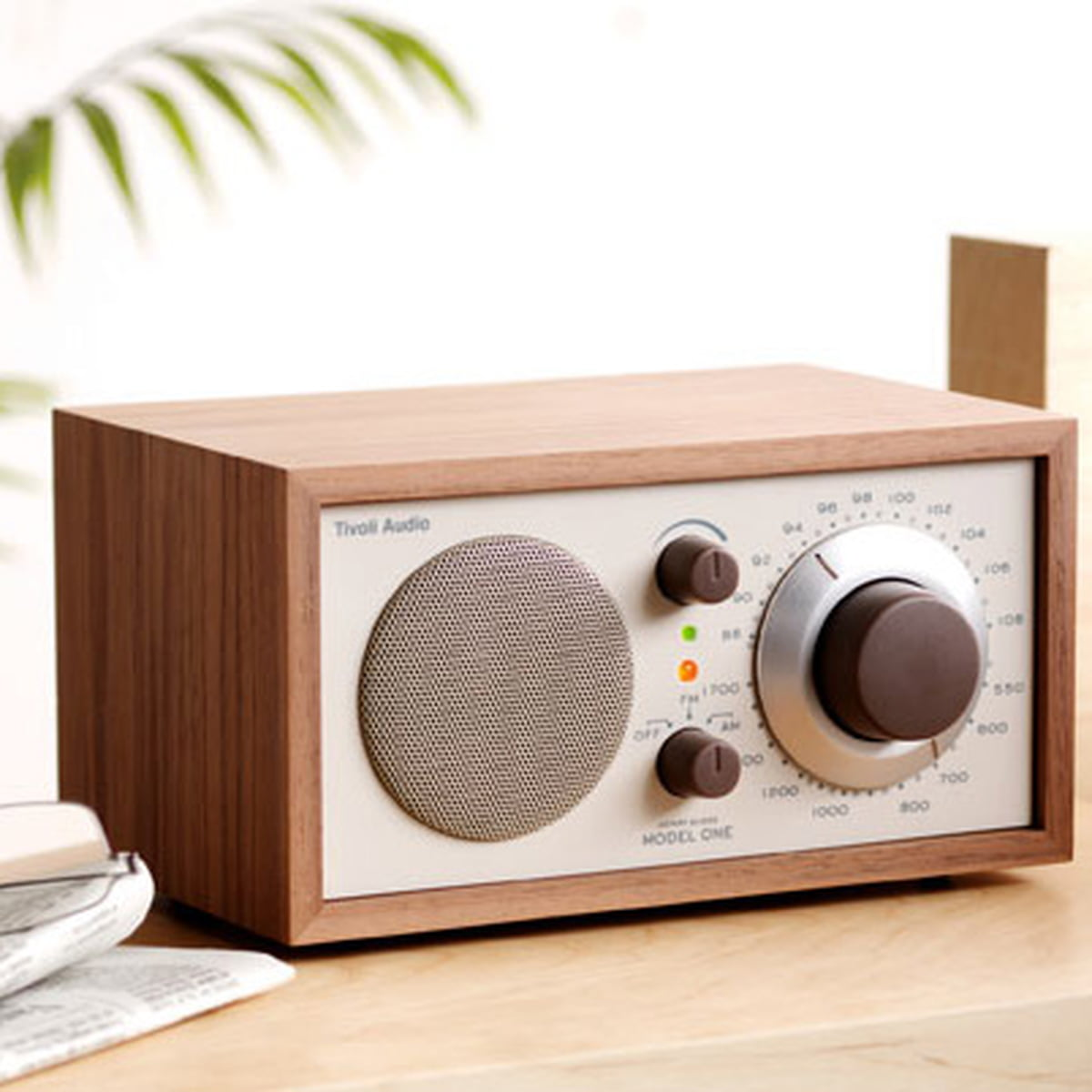 Radio från Tivoli Audio