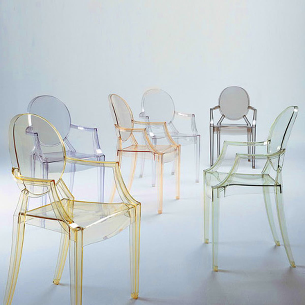 Room Design Apps Louis Ghost By Kartell In The Shop