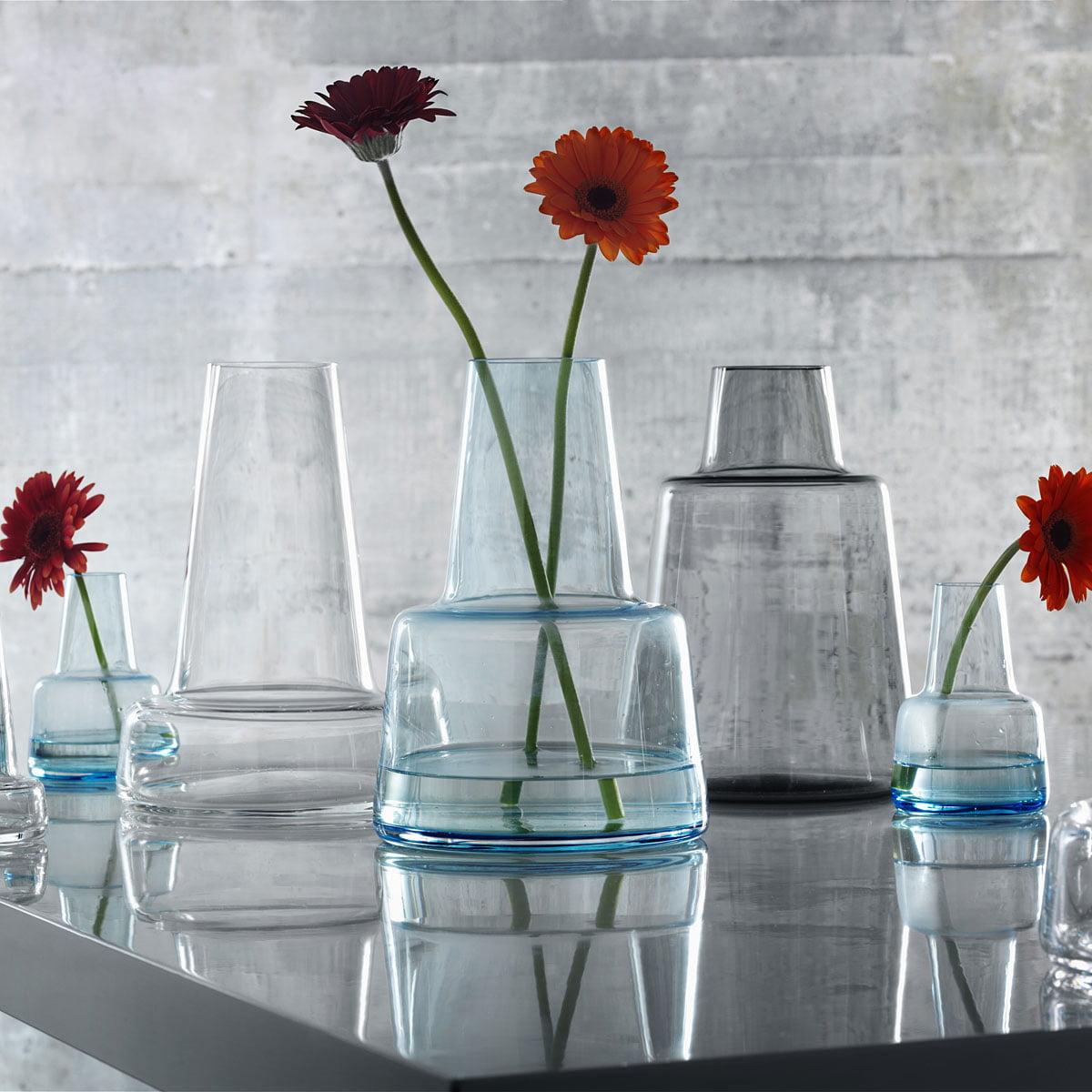 flora vase holmegaard shop. Black Bedroom Furniture Sets. Home Design Ideas