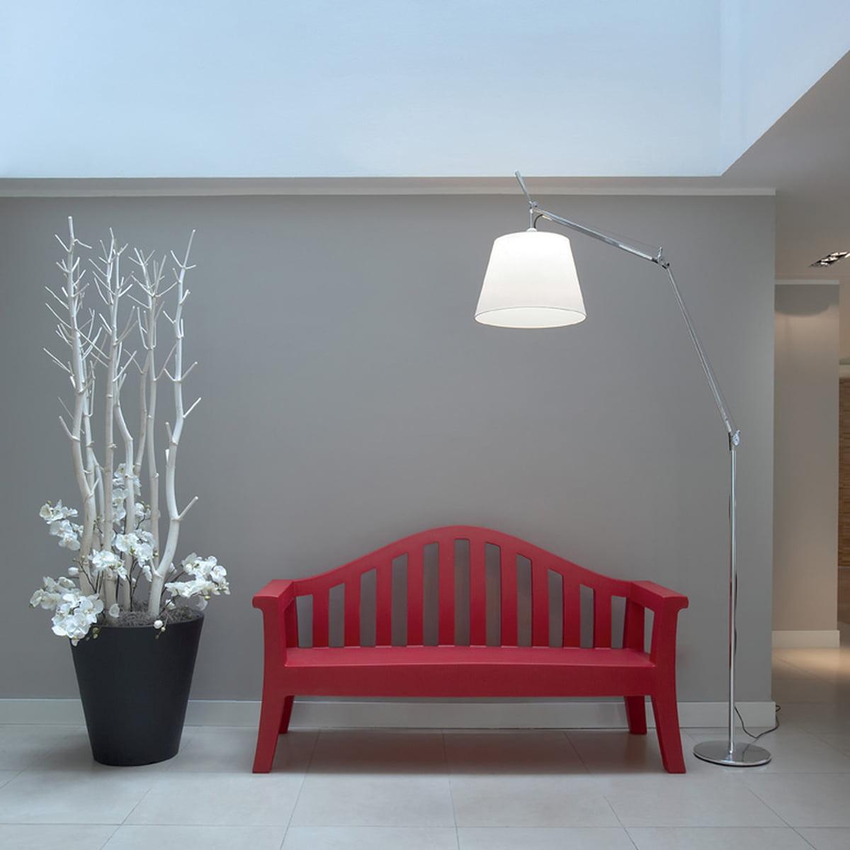 artemide tolomeo mega terra floor lamp - Artemide Lighting