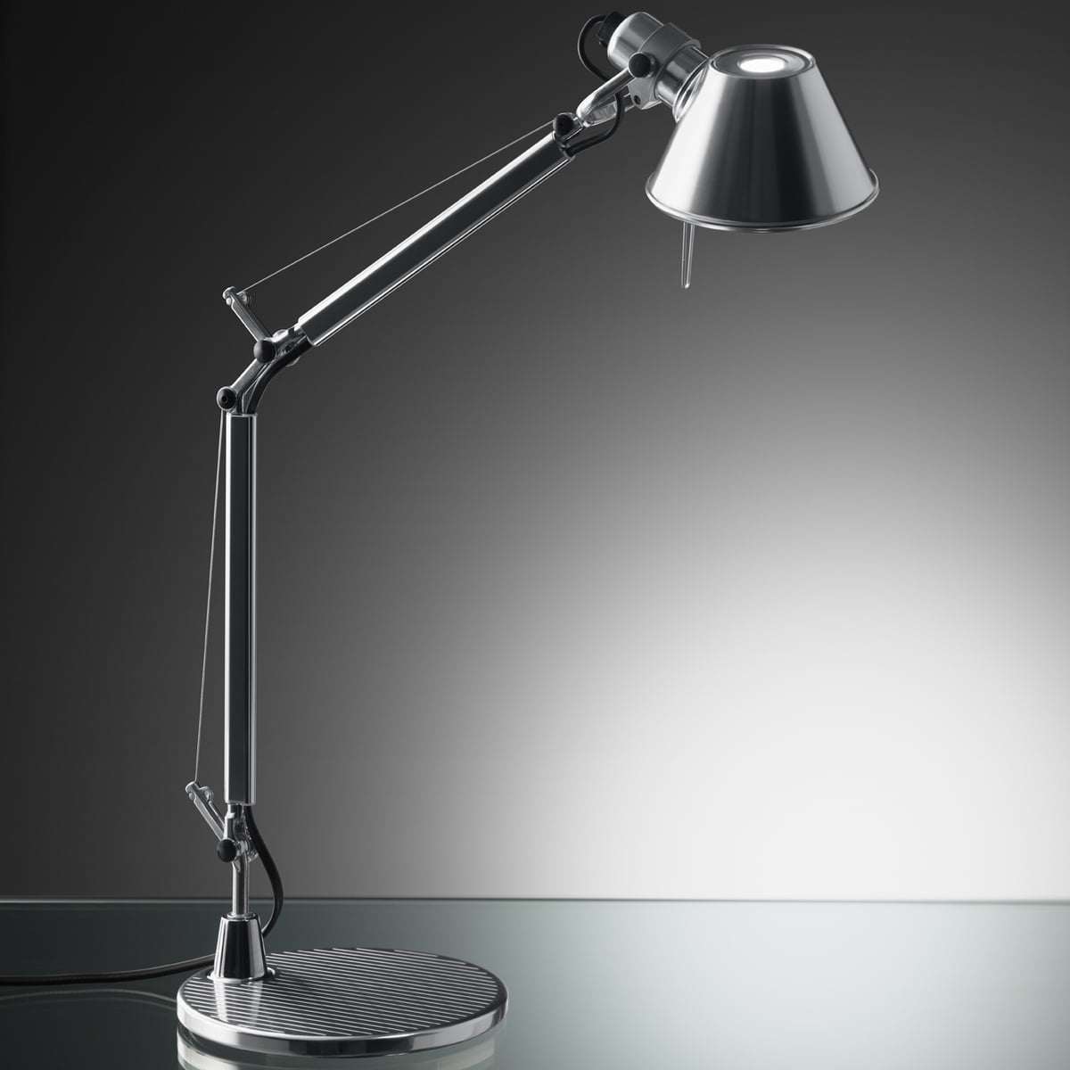 artemide tolomeo micro in our interior shop. Black Bedroom Furniture Sets. Home Design Ideas