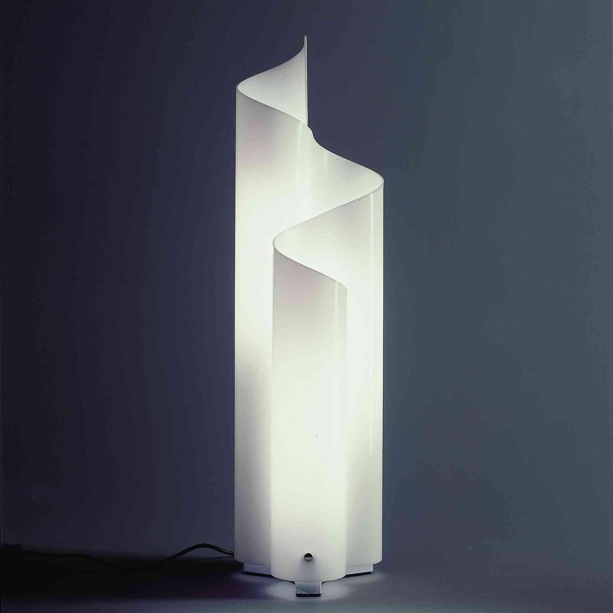 mezzachimera table lamp  artemide  shop - artemide mezzachimera table lamp