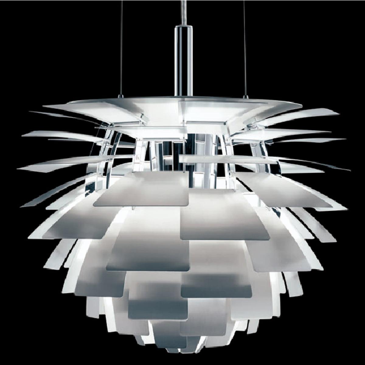 ph artichoke pendant by louis poulsen. Black Bedroom Furniture Sets. Home Design Ideas