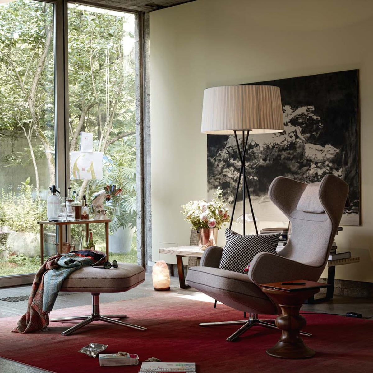grand repos vitra shop. Black Bedroom Furniture Sets. Home Design Ideas