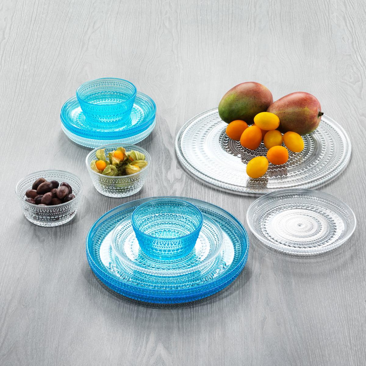 kastehelmi cake plate by iittala in the shop - iittala  kastehelmi collection