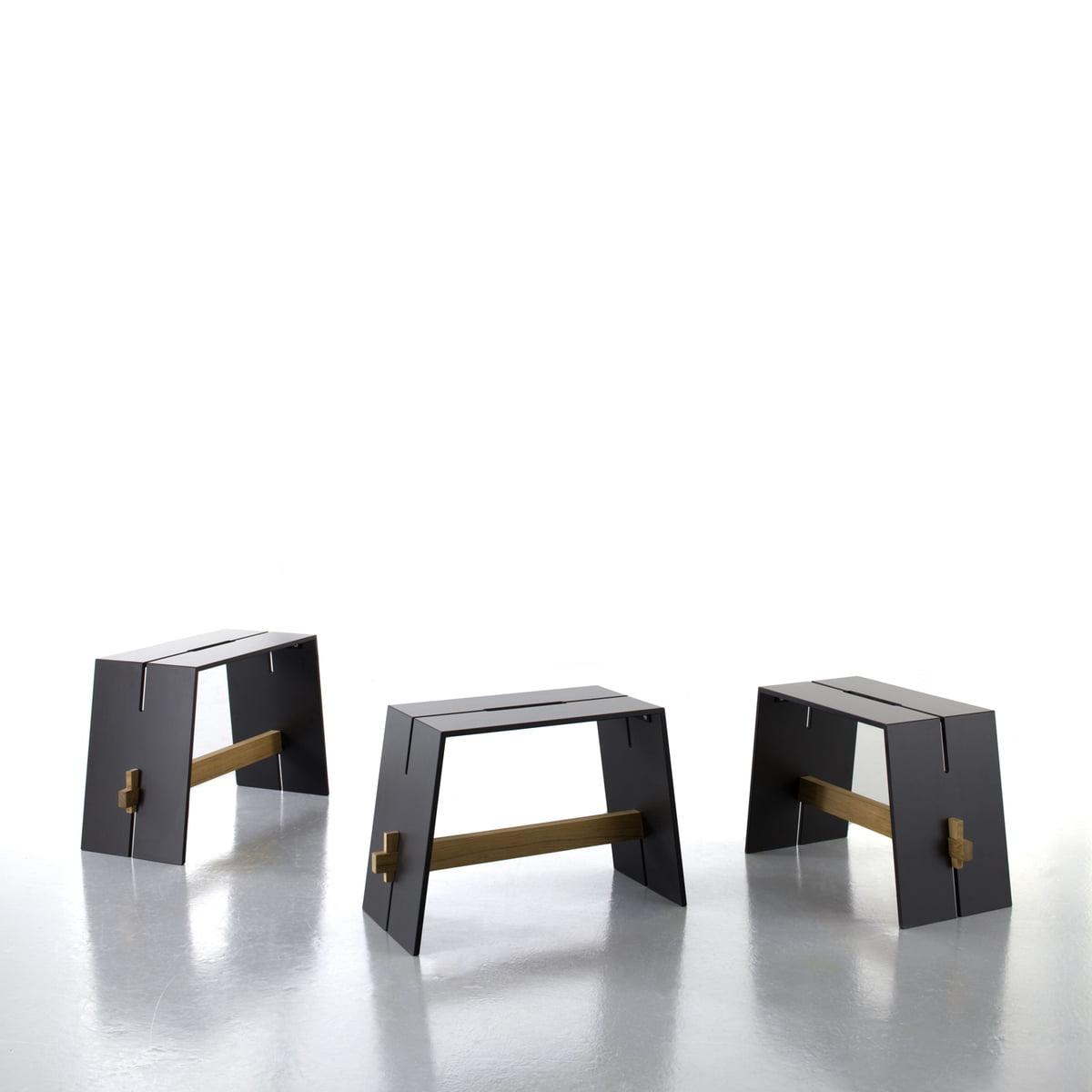 Conmoto - Tension Side Table u0026 Stool  sc 1 st  Connox & Tension Side Table u0026 Stool by Conmoto islam-shia.org