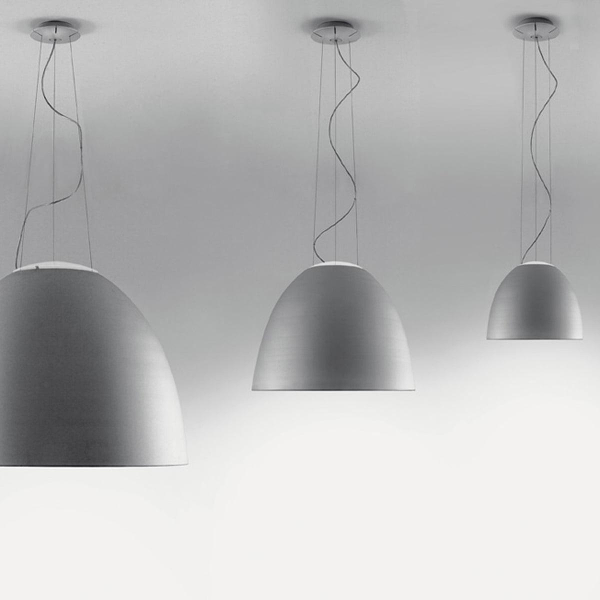artemide nur mini pendant lamp