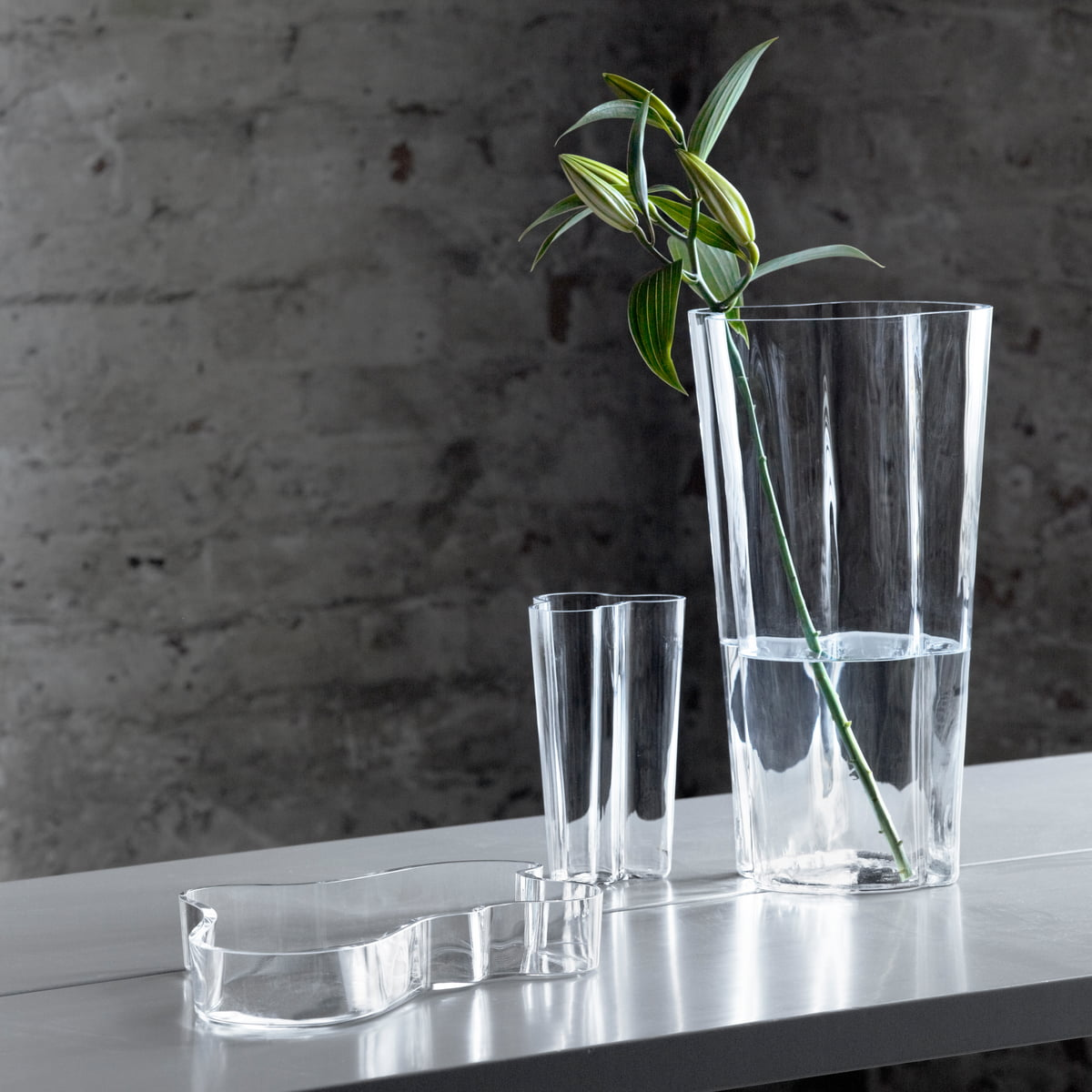 alvar aalto bowl by iittala in the shop. Black Bedroom Furniture Sets. Home Design Ideas