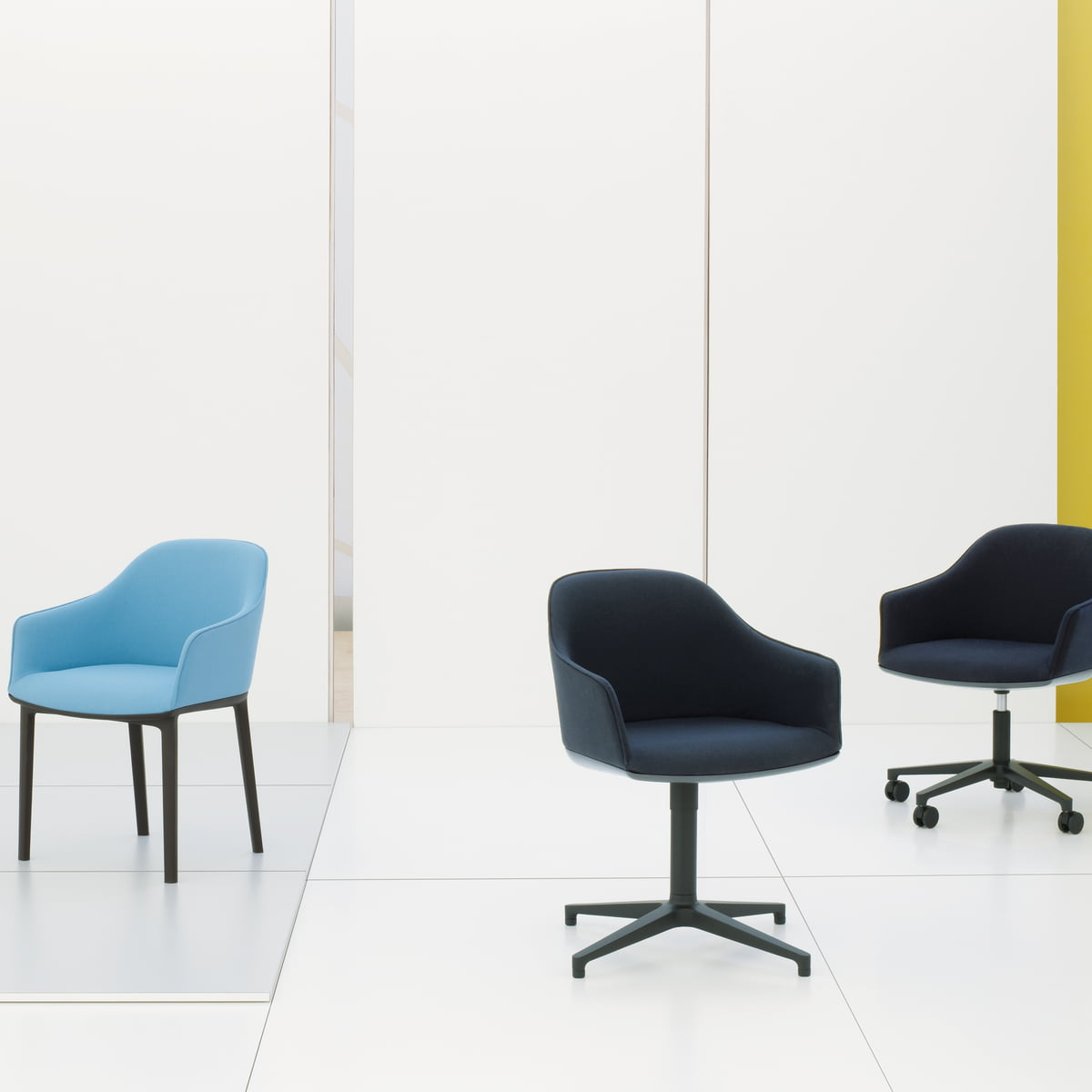 The Softshell Chair By Vitra In Shop