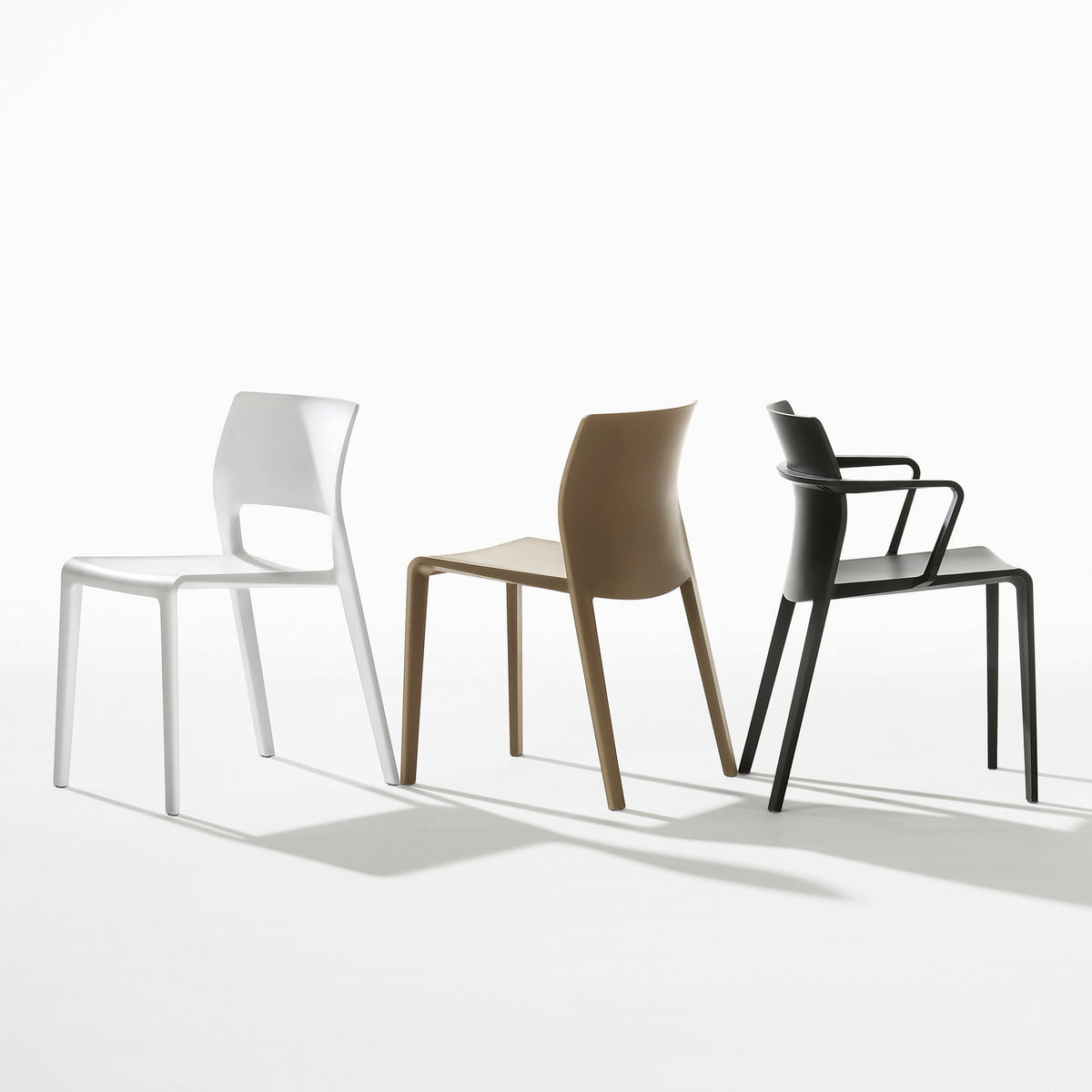 Juno chair by Arper in our interior design shop