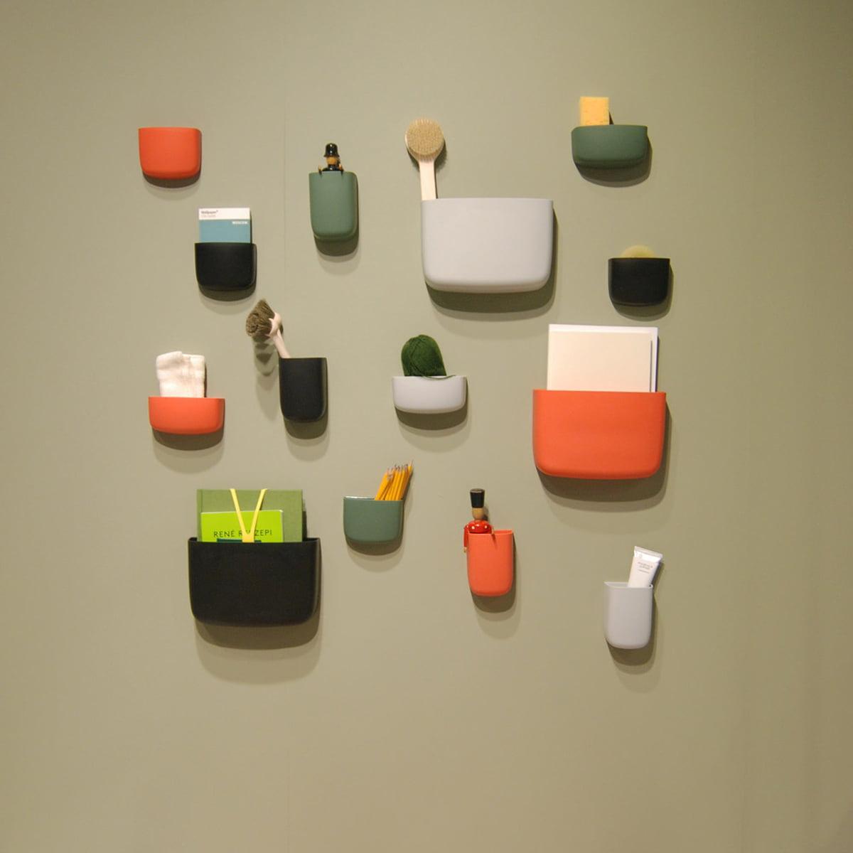 the pocket organizer by normann copenhagen. Black Bedroom Furniture Sets. Home Design Ideas
