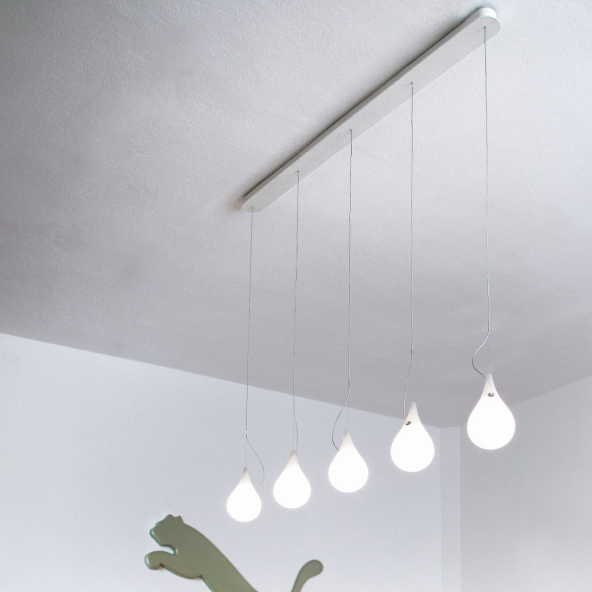 next home drop2xs led pendant lamp long 5er