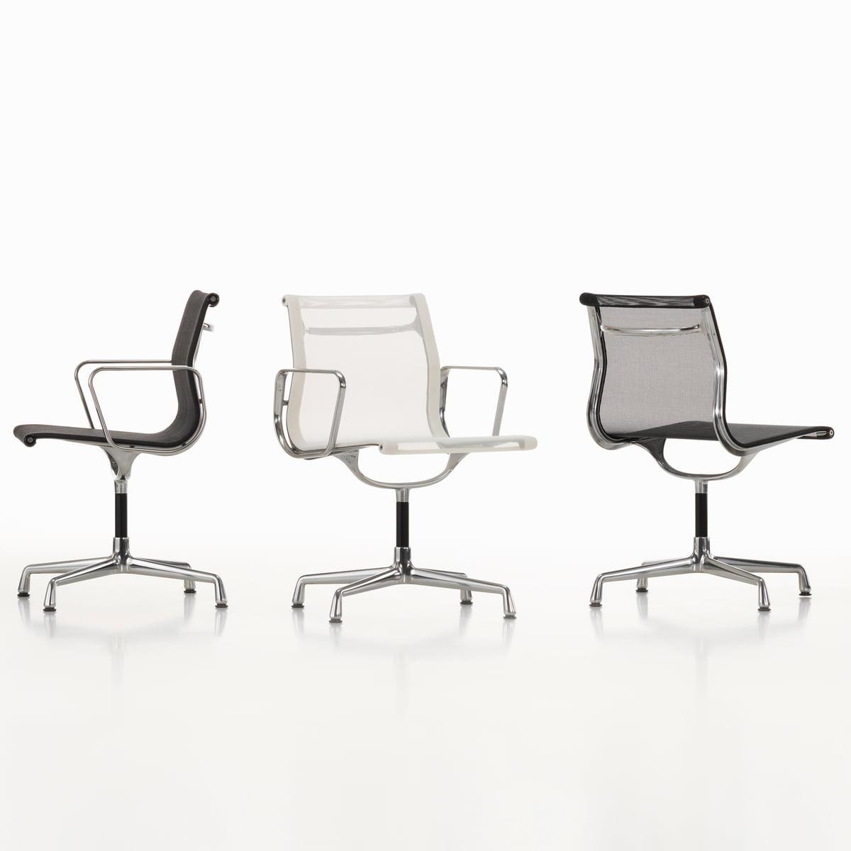 vitra aluminium group ea 101 103 104 aluminium chair ea 108