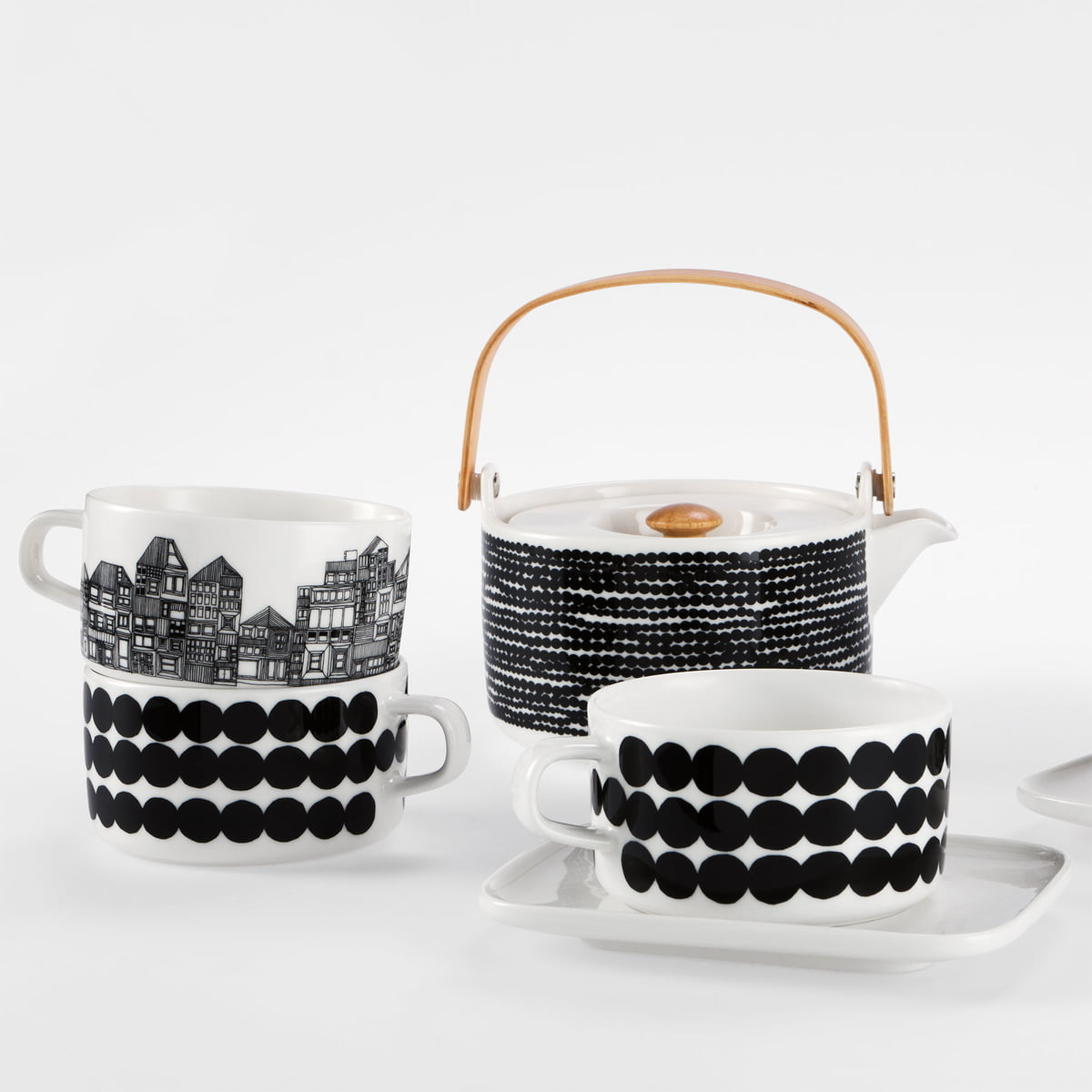 The Oiva R 228 Symatto Bowl From Marimekko In The Shop
