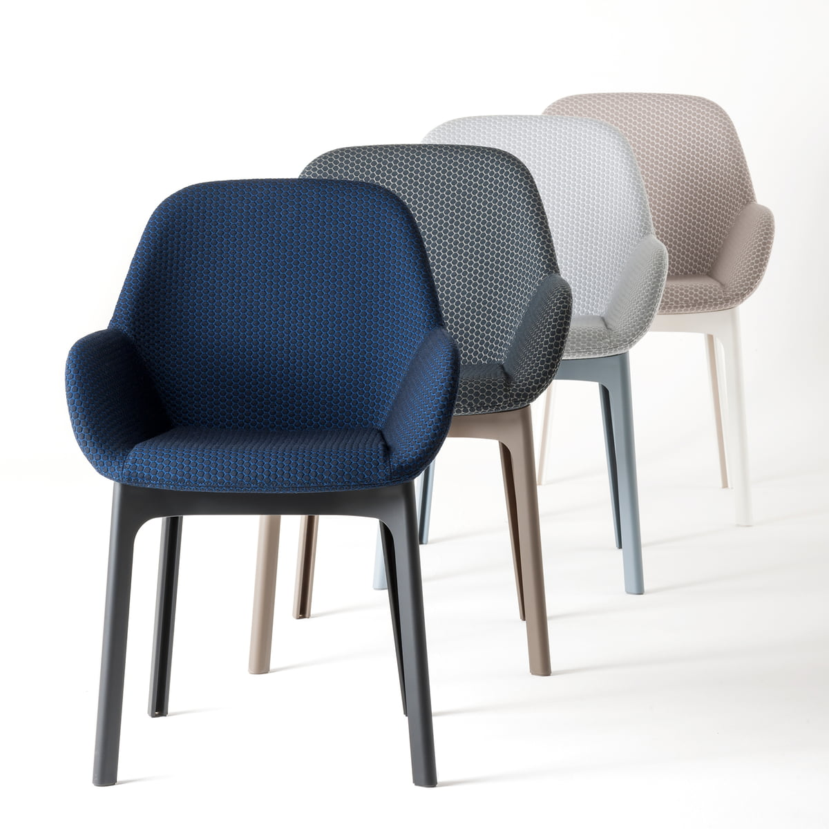 the clap chair by kartell in the design shop - kartell  clap chair