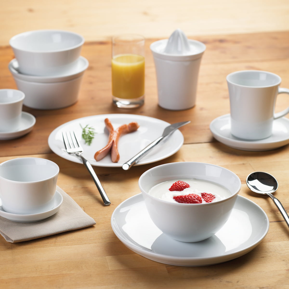 update combiset with  pieces by kahla - kahla  tableware
