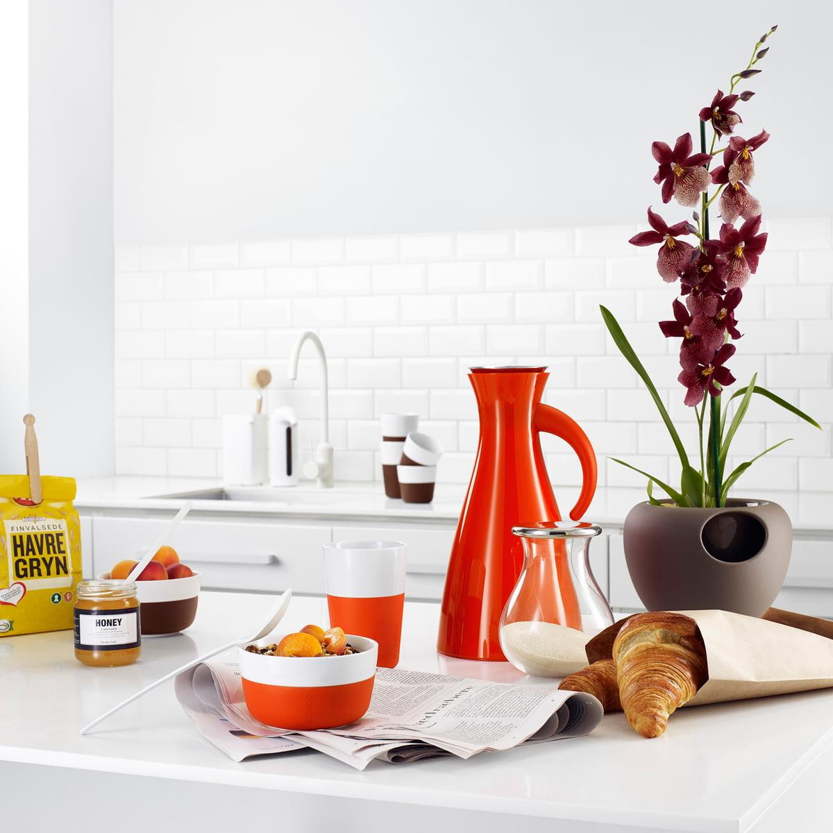 coffee vacuum jug coloured by eva solo. Black Bedroom Furniture Sets. Home Design Ideas