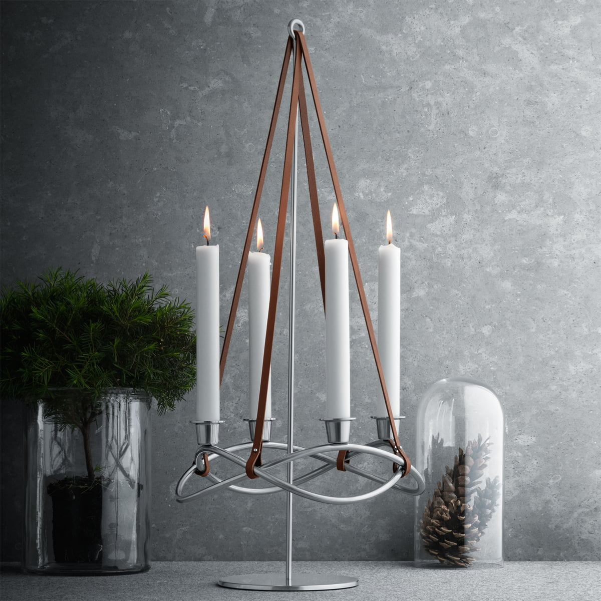 the season candleholder by georg jensen. Black Bedroom Furniture Sets. Home Design Ideas