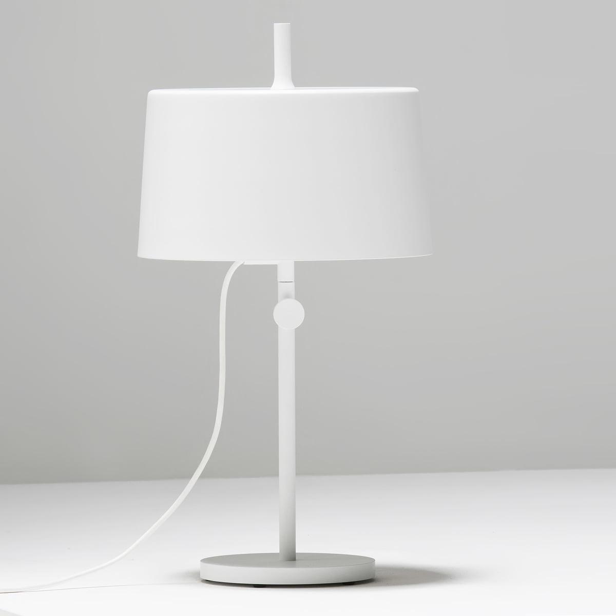 Wästberg   Nendo Table Lamp Cylinder W132t2, White